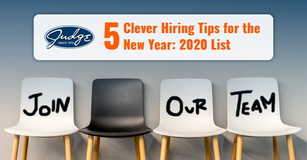5 clever hiring tips for the new year 2020 list